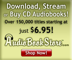 AudiobookStore.com - Download Audio Books or Rent Books on CD